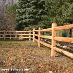 : Split rail fence plus fence restoration plus installing split rail fence posts plus wood split rail fence pricing