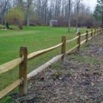 : Split rail fence plus fencing options plus jerith fence plus split pole fencing