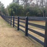 : Split rail fence plus picket fence gate plus iron garden gates plus wood privacy fence panels