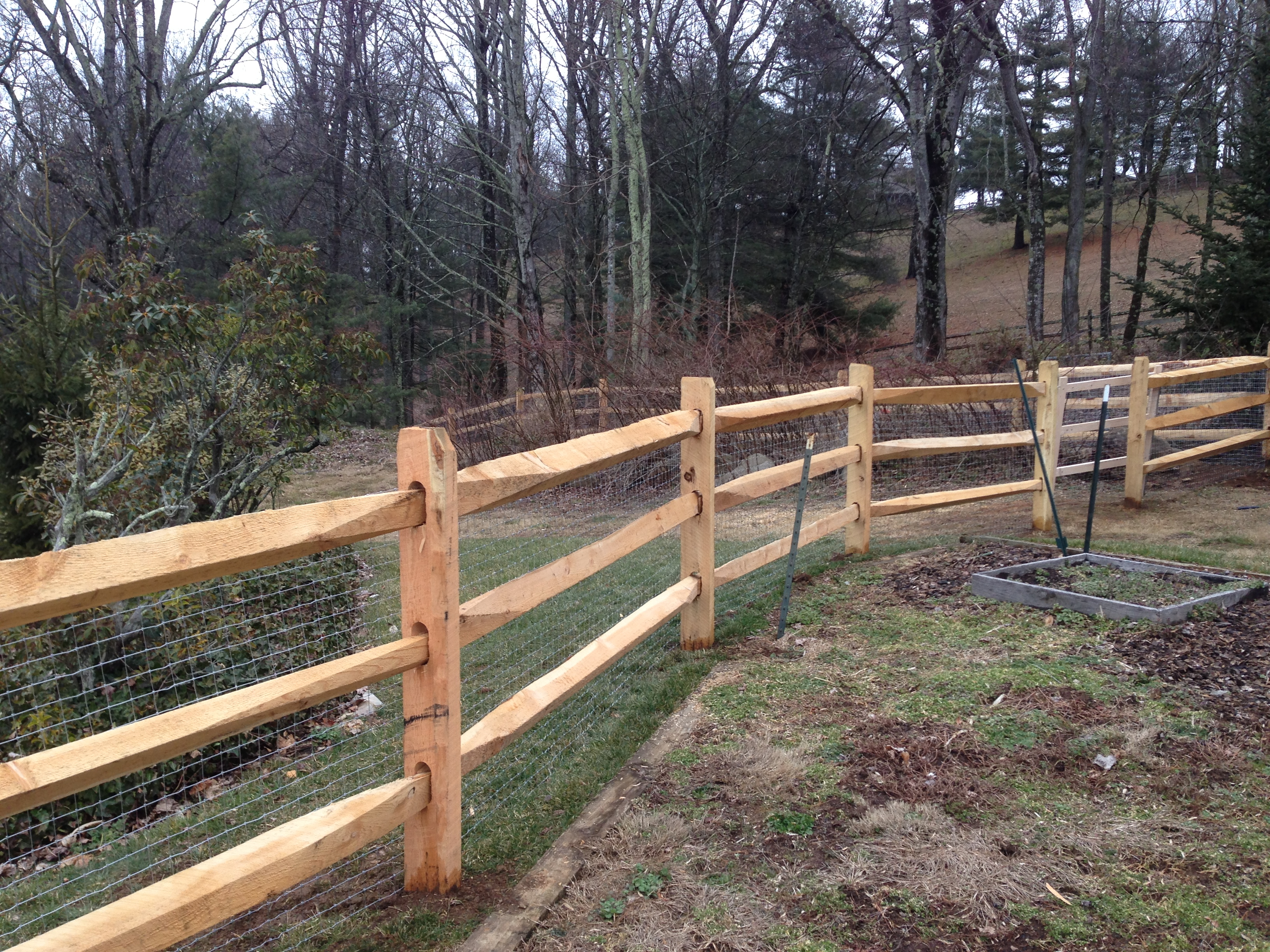 Split rail fence plus privacy fence plans plus post and rail garden fence plus split log fence posts