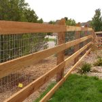 : Split rail fence plus privacy fence prices plus agricultural fencing