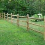 : Split rail fence plus split rail fence gate installation plus cedar split rail fence gate