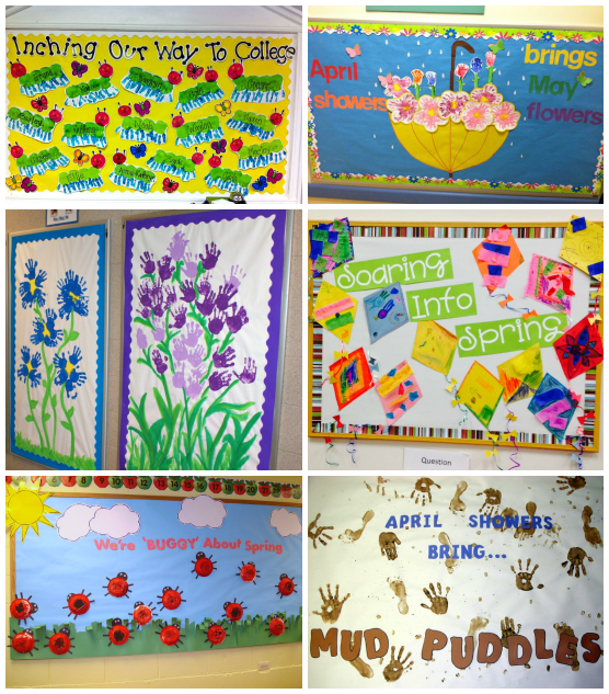 Spring bulletin board ideas with christmas bulletin boards with office bulletin board ideas with easter bulletin boards