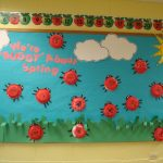 : Spring bulletin board ideas with classroom bulletin board ideas with springtime bulletin boards for preschool