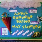 : Spring bulletin board ideas with october bulletin board ideas with bulletin board display ideas with flower bulletin board ideas