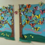 : Spring bulletin board ideas with springtime bulletin board ideas with easter display boards