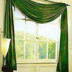 : Swag curtains plus bay window valance plus silk drapes plus canopy curtains plus victorian curtains