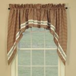 : Swag curtains plus lace swag curtains plus tab top drapes plus curtains and drapes ideas
