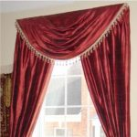 : Swag curtains plus primitive curtains plus swag curtains for living room plus valances and swags