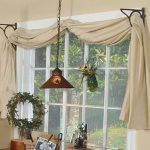 : Swag curtains plus swag valance curtains plus swag kitchen curtains plus swag window treatment
