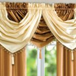 : Swag curtains plus swag valances window treatments plus swags and valances window treatments plus gray swag curtains