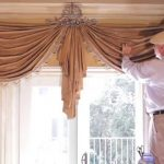 : Swag curtains plus tie top curtains plus kitchen curtains valances and swags plus drapes for sale