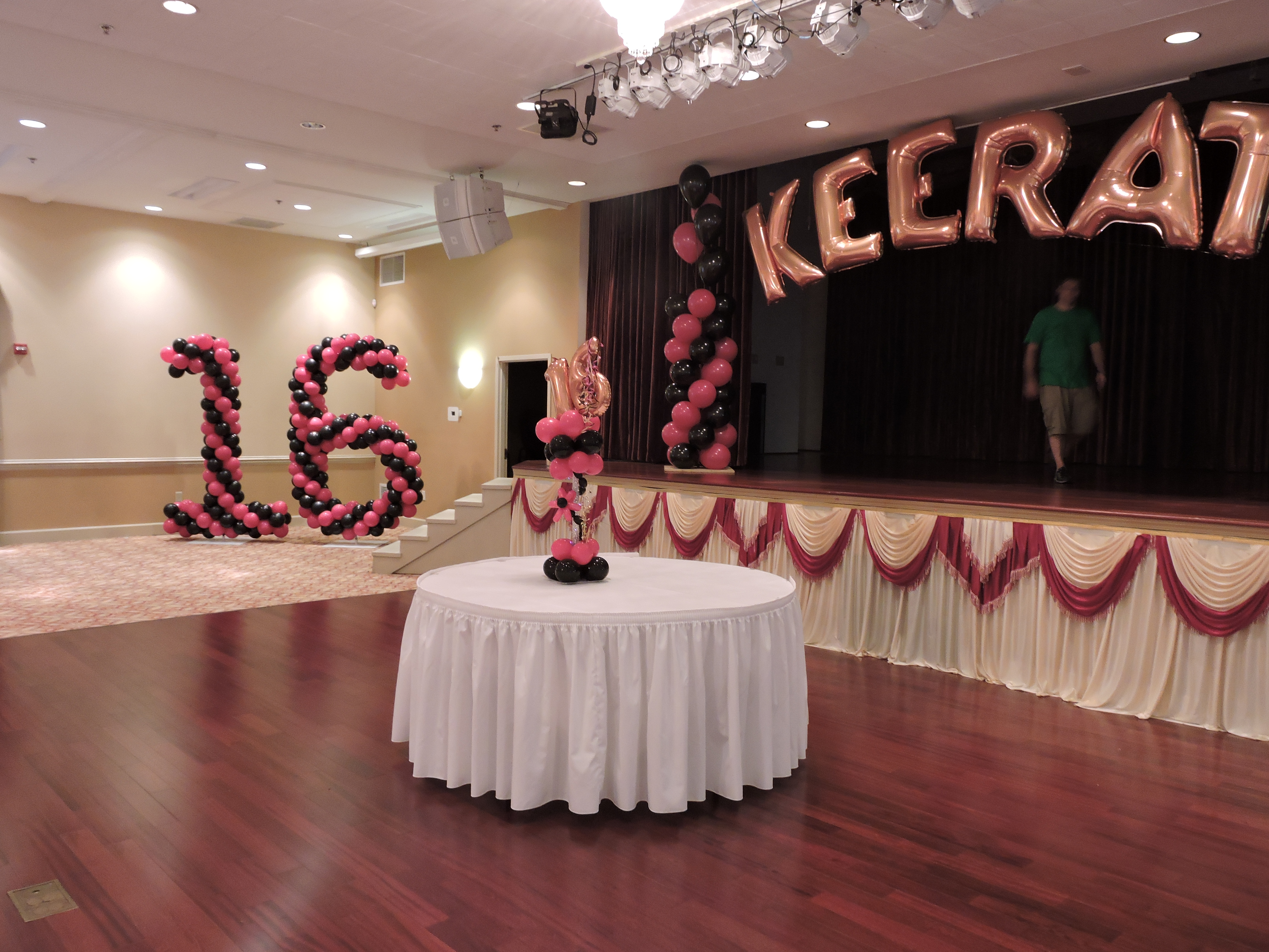Sweet sixteen decorations and also sweet 16 party ideas for girl and also 16th birthday celebration ideas and also sweet decorations