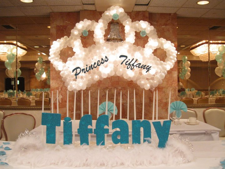 Sweet sixteen decorations and also sweet sixteen party ideas and also 16th birthday ideas