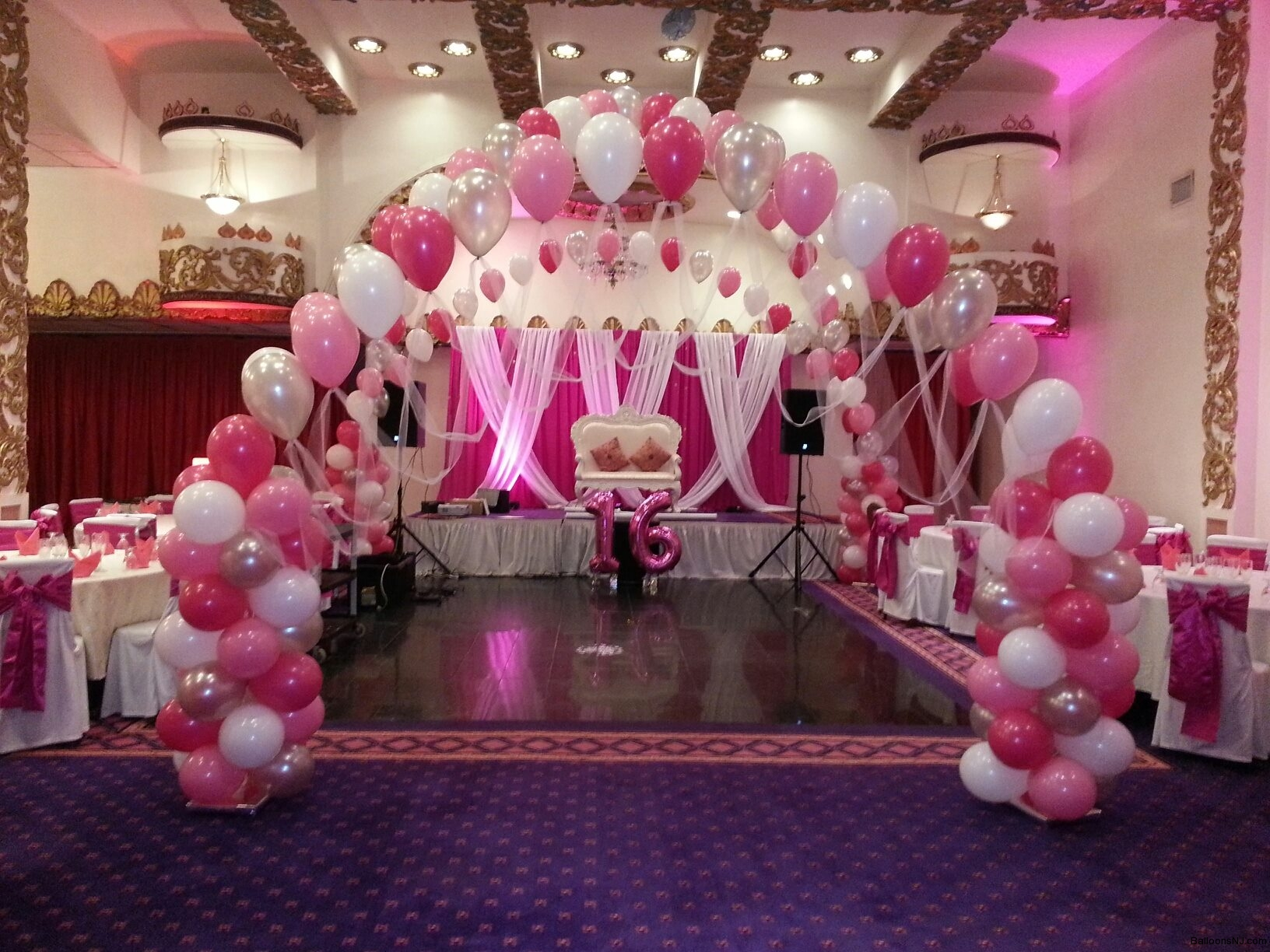 Sweet sixteen themes and also memorable sweet sixteen party ideas and also cool sweet 16 party favors