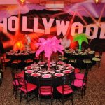 : Sweet sixteen themes and also places for 16 year old birthday party and also pink and black sweet 16 decorations
