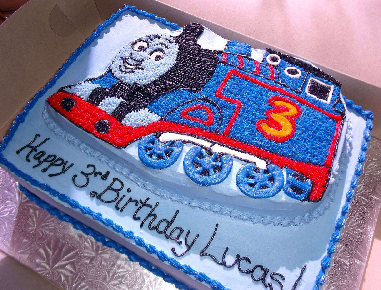 Thomas The Train Cake Be Equipped Birthday Designs And Friends