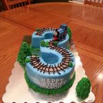 : Thomas the Train cake be equipped chocolate thomas the tank engine cake be equipped train birthday cakes for boys