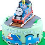 : Thomas the Train cake be equipped steam train cake decorations be equipped thomas friends birthday cake