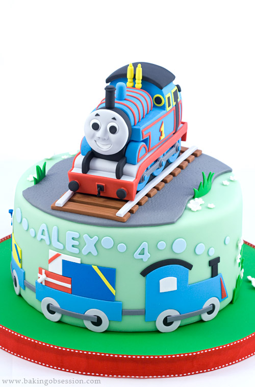 Thomas the Train cake be equipped steam train cake decorations be equippedthomas friends birthday cake