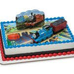 : Thomas the Train cake be equipped thomas and friends wooden railway be equipped thomas the tank engine cupcake toppers