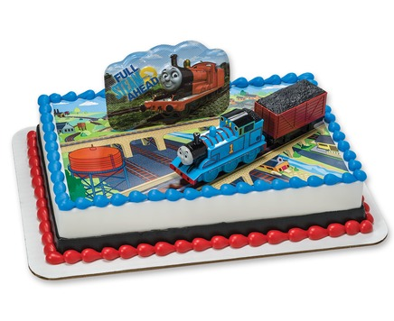 Thomas the Train cake be equipped thomas and friends wooden railway be equipped thomas the tank engine cupcake toppers