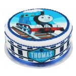 : Thomas the Train cake be equipped thomas celebration cake be equipped cake decorating kit be equipped cake topper thomas