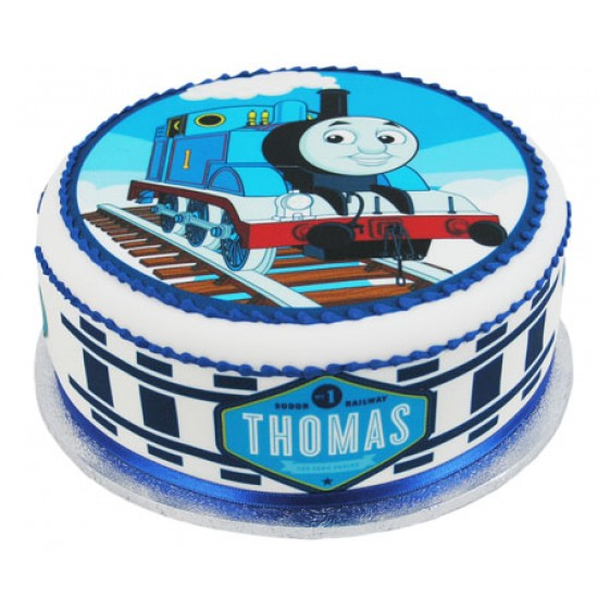 Thomas the Train cake be equipped thomas celebration cake be equipped cake decorating kit be equipped cake topper thomas