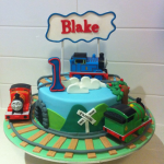 : Thomas the Train cake be equipped thomas the tank cake decorations be equipped thomas the tank engine cake topper set