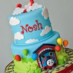: Thomas the Train cake be equipped thomas the tank engine cupcake ideas be equipped thomas and friends cupcake cake