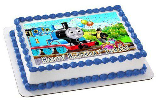 Thomas the Train cake be equipped thomas the tank engine fondant cake topper be equipped thomas and friends birthday cake decorations