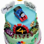 : Thomas the Train cake be equipped thomas the train cake template be equipped train birthday cake images