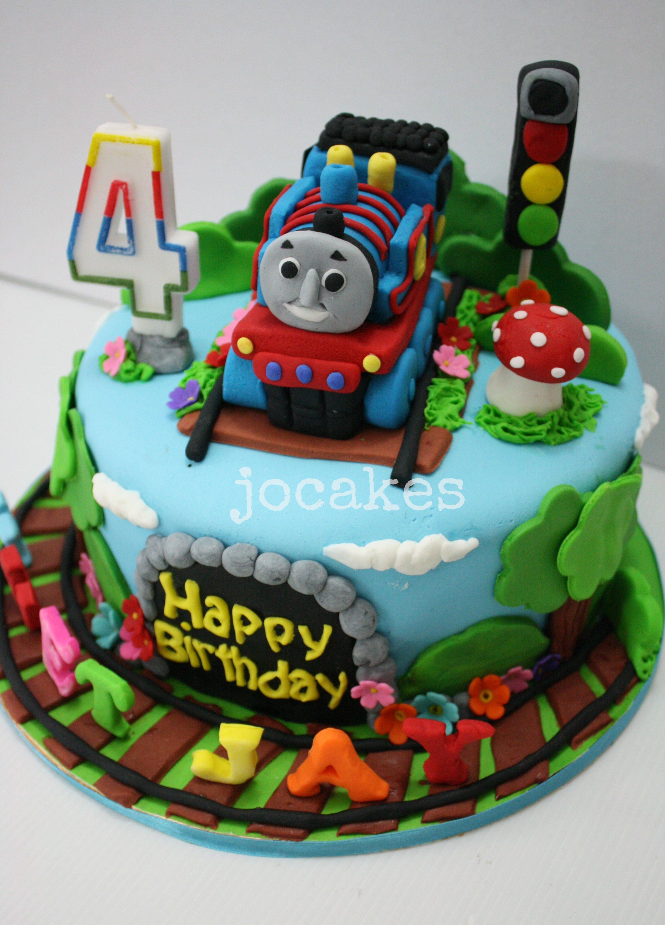 Thomas the Train cake be equipped thomas the train cake topper edible be equipped thomas and friends cake pan