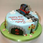 : Thomas the Train cake be equipped thomas the train round cake be equipped thomas the train smash cake