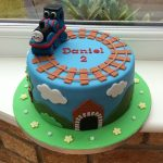 : Thomas the Train cake be equipped train themed cupcakes be equipped thomas the train bday be equipped thomas and friends cupcake rings