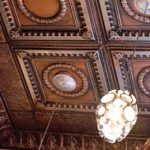 : Tin ceiling tiles you can look ceiling tiles you can look faux tin drop ceiling you can look vintage tin sheets