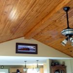 : Tongue and groove ceiling plus 1x6x8 pine tongue and groove plus tanalised tongue and groove wood