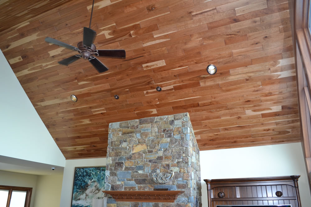 Tongue and groove ceiling plus exterior tongue and groove ceiling plus cedar ceiling panels plus tong and groove ceiling