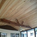 : Tongue and groove ceiling plus pine ceiling planks plus tongue and groove floorboards plus tongue and groove wood planks