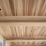 : Tongue and groove ceiling plus pine paneling plus 1×6 tongue and groove pine ceiling plus tongue and groove wood paneling