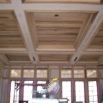 : Tongue and groove ceiling plus tongue and groove wall cladding plus beadboard ceiling plus pine wall paneling plus drop ceiling ideas