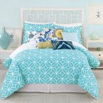 : Turquoise bedding and plus king comforter sets and plus teen bedding sets