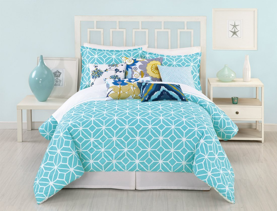 Turquoise bedding and plus king comforter sets and plus teen bedding sets