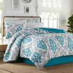 : Turquoise bedding and plus turquoise blue comforter and plus chic bedding and plus turquoise floral bedding