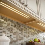 : Under cabinet lighting and plus under counter stick on lights and plus kitchen lighting under wall units