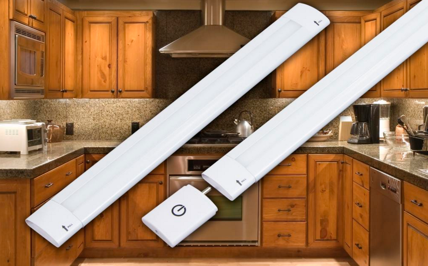 Under Cabinet Lighting:  Linear or Puck Style?