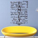 : Vinyl wall decals with cheap wall decor stickers with nature wall decals with vinyl art stickers