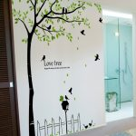 : Vinyl wall decals with decorative wall paper art sticker with removable wall vinyl with removable vinyl wall quotes