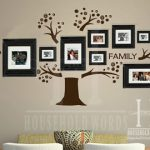 : Vinyl wall decals with home decor stickers with peel and stick wall art with personalised wall stickers