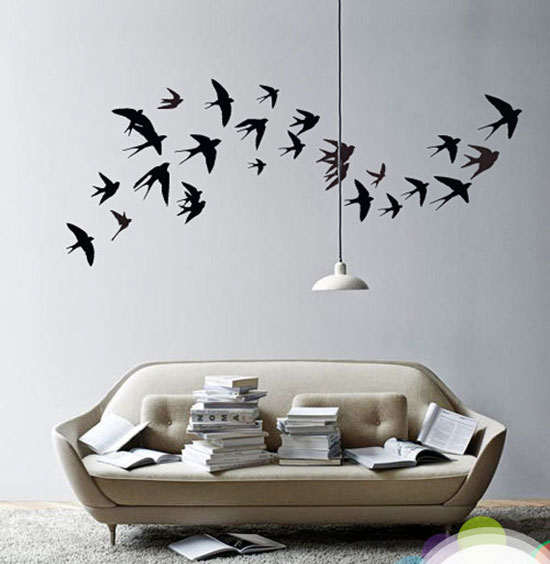 Vinyl wall decals with large wall decals with wall sticker quotes with tree wall stickers
